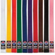 Solid Color Belts