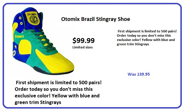 Brazil Style MMA Stingray Escape – Limited Edition