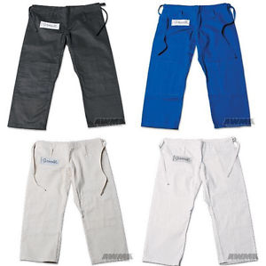Proforce Judo/Jiu Jitsu Pants- All Colors