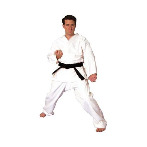 39599174f7e2 Hayashi 14oz Traditional Uniform-WHITE - Academy Of Karate - Martial ...