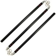Weapons - 3 Sectional Staffs