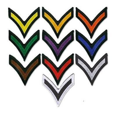 Rank Belt & Uniform Stripes
