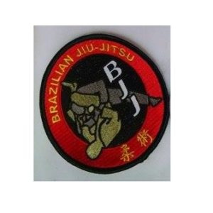 Brazilian Jiu Jitsu Patch