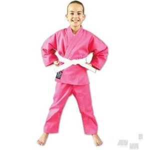Pink Lightweight Uniform
