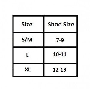 Ankle Support Sizing