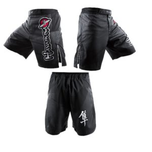 Hayabusa Metaru Performance Shorts - Black