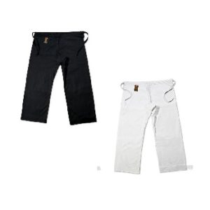 ProForce Gladiator 12 oz. 100% Cotton Karate Pants - (Traditional Waist)
