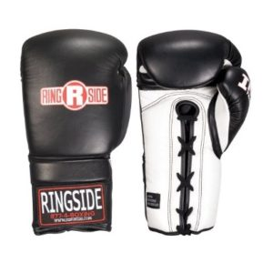 RINGSIDE IMF TECH™ LACE-UP SPARRING BOXING GLOVES