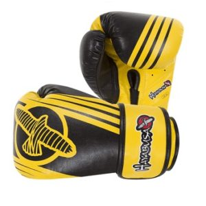 Ikusa Recast 12oz Gloves YellowBlack