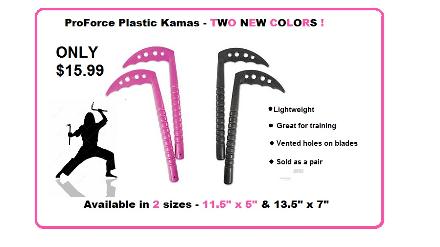 ProForce Plastic Kamas