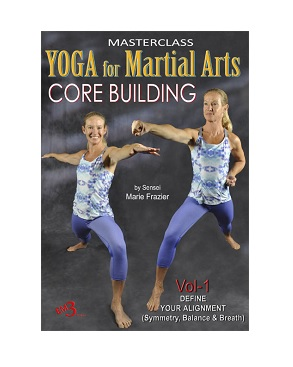 yoga for martial arts vol1 core building  academy of