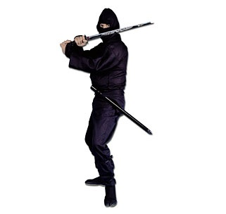 Ninja Uniforms and Package Deals