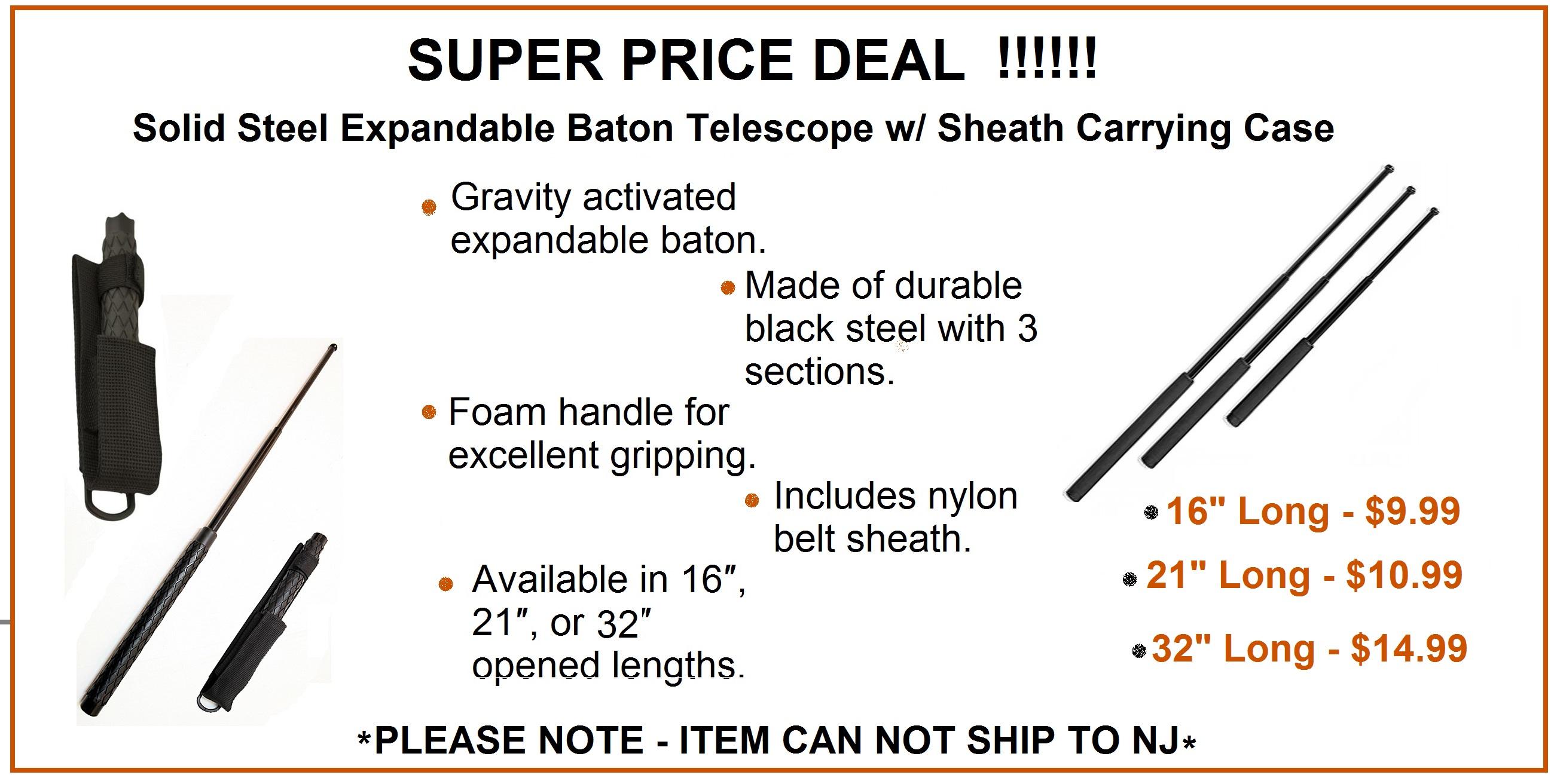 Baton Slide