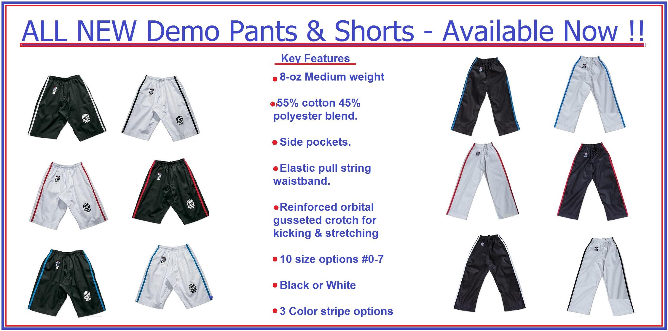 Demo Pants
