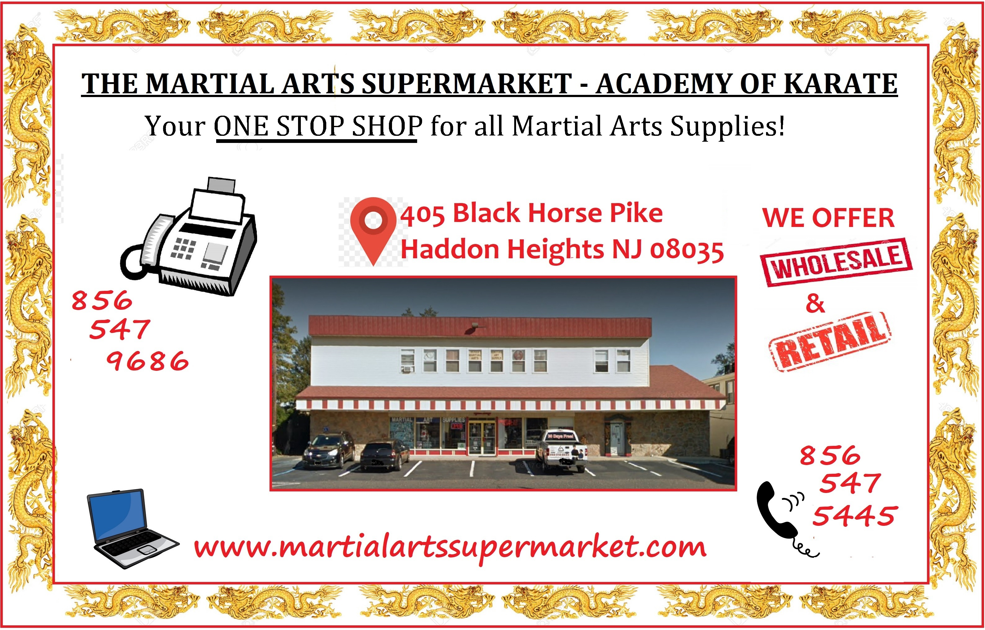 Visit our retail store
